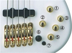 Yamaha Electric Bass Guitar BB NE2