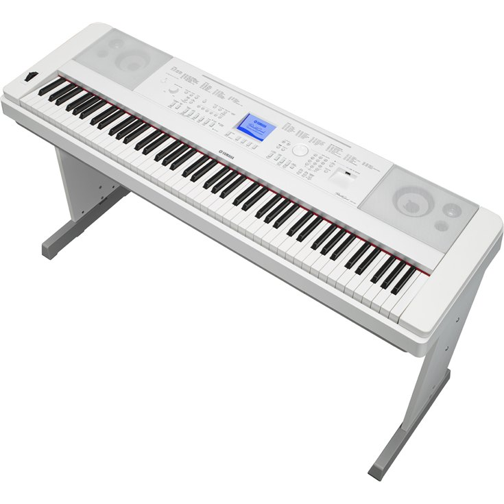 DGX-660 - Overview - Portable Grand - Pianos - Musical Instruments