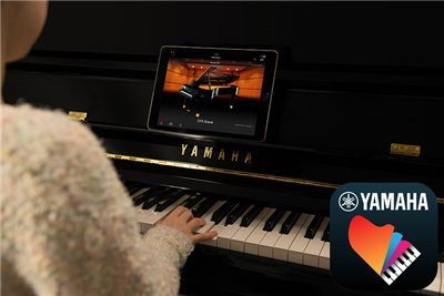 Yamaha Acoustic Upright Silent Piano JX113T SC2 INDENT ORDER ( JX 113T / JX113 T SC2 / JX113TSC2 ) - PE / Polished Ebony