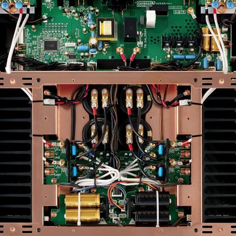 Yamaha A-S3200 Integrated Amplifier Ft02-01-Thick-Wires-for-Ground-Connection-by-Low_be88bfe5d82c459b250a5dfecccc30eb