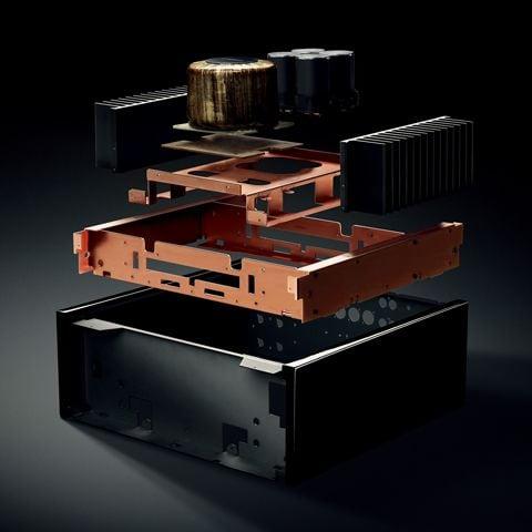Yamaha A-S3200 Integrated Amplifier Ft03-01-Mechanical-Ground-Concept_550bc956991ba46627d3fdf6e8da287d