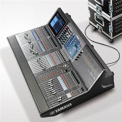 Mixers professional audio products yamaha malaysia for Yamaha cl mixer