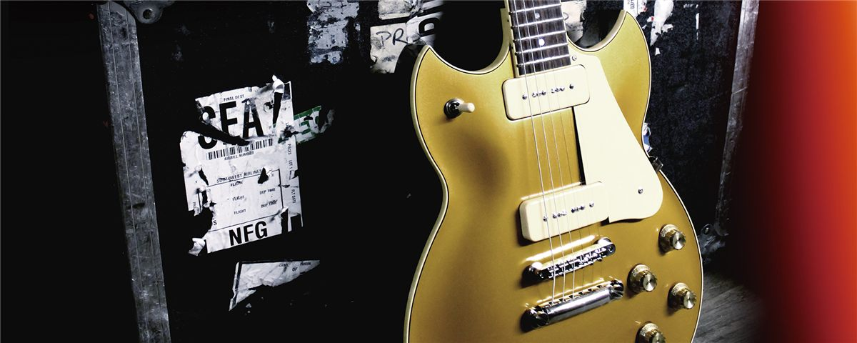 SG - Overview - Electric Guitars - Guitars & Basses